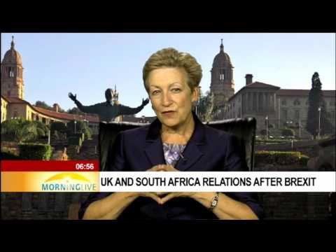 UK and South Africa Relations post Brexit