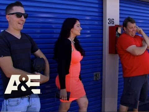 Storage Wars Rene Vs The Palm Desert High Rollers Season 8 Episode 2 A E You