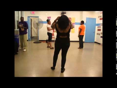 SGP Backyard Party Line Dance Instruction By Bernadette Burnette