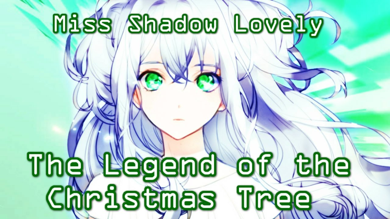 ♥ Waifu ASMR | THE LEGEND OF THE CHRISTMAS TREE | ANDROID ...