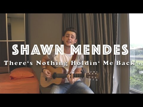 Shawn Mendes - There's Nothing Holdin' Me Back (Acoustic Cover by Renemuellermusic)