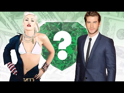WHO'S RICHER? - Gwen Stefani or Liam...