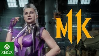 Mortal Kombat 11 Kombat Pack - Official Sindel Gameplay Trailer
