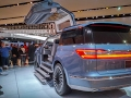 Lincoln NAIAS 2017 (Navigator Concept, Continental, MKZ)