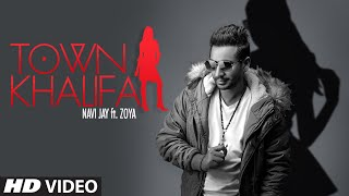 Town Khalifa: Navi Jay (Full Song) Azad | Majesty Of Music | Latest Punjabi Songs 2019