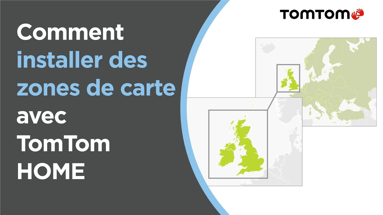 Carte Algerie Tomtom.Comment Installer Des Zones De Carte Avec Tomtom Home