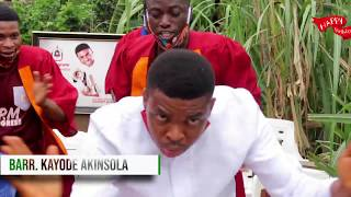 Dr Smile Exposed - For Barr Akinsola (Woli Agba Skits)