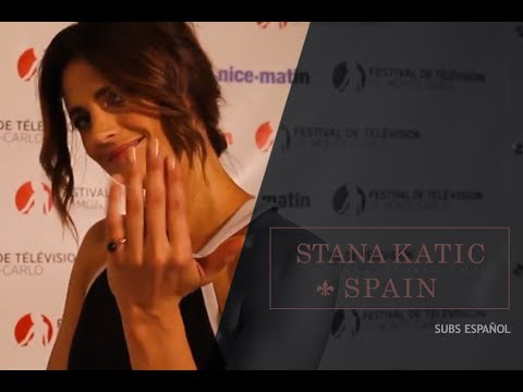 "Stana Katic - ""Monaco-Matin Interview"" @ 57th Monte-Carlo TV Festival HD (subs español)"