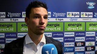 Tevreden Viergever: 'Ajax verspeelt punten en wij winnen' | EREDIVISIE - VERONICA INSIDE