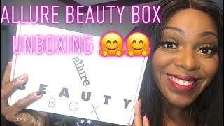 June 2019: Allure Beauty Box Unboxing ????????