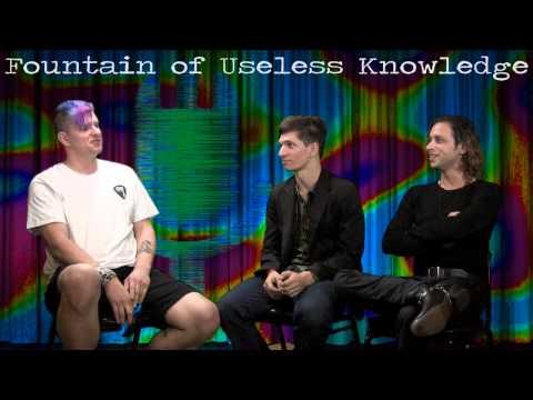 Karaoke Is Still A Profession - Fountain of Useless Knowledge Season 1 Episode 2