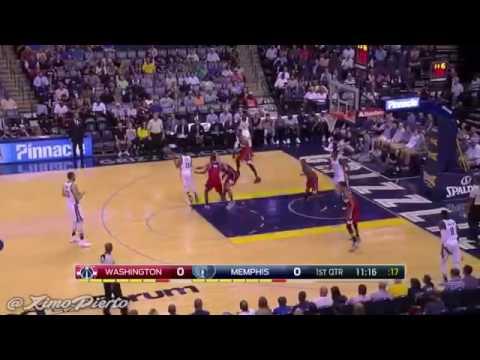 Washington Wizards vs Memphis Grizzlies - Full Game Highlights | 2016-17 NBA Season