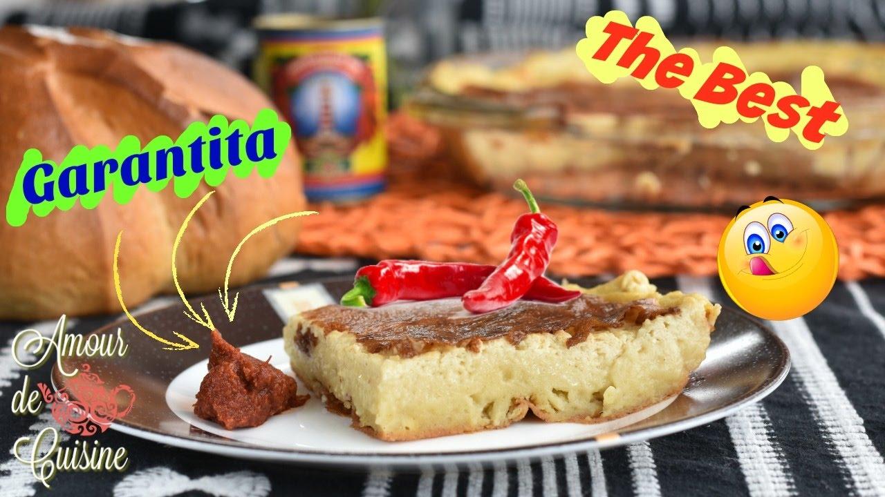 garantita, recette de la cuisine algérienne facile, best street