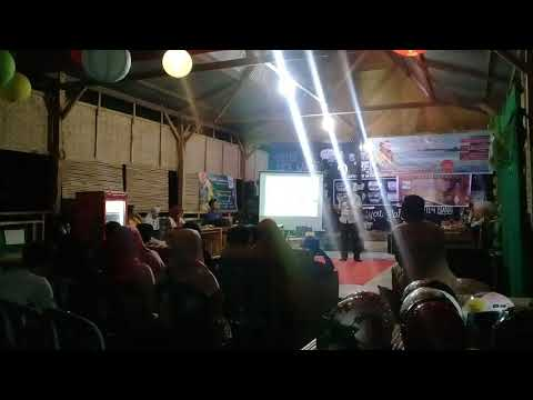 Video:  Seminar Dan Terapi Penyembuhan Penyakit Bersama Varash Healing Oil diWarkop Passi'anaSelayar