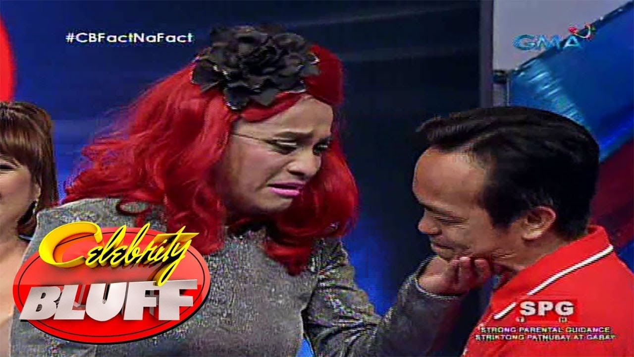 Celebrity Bluff: Madramang Boobay