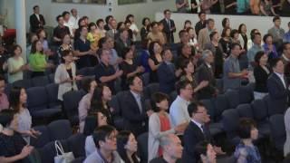 필그림 교회 3부 찬양 2017.07.30