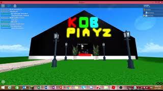 New KobPlayz Hangout!!!!! [ROBLOX] (LINK IN DESC)