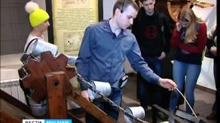 Выставка изобретений Леонардо да Винчи открылась в Ярославле