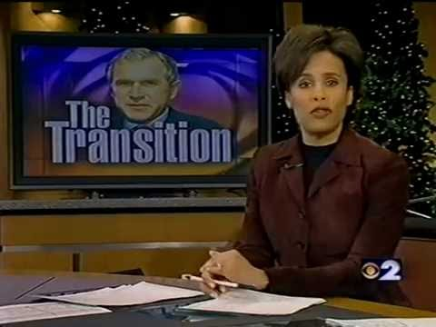 WCBS 11pm News, January 2, 2001 (Part 1)