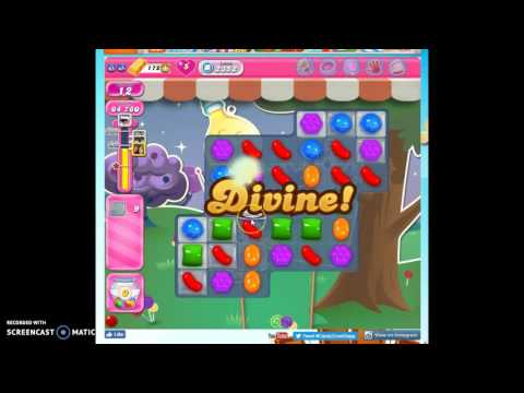 Candy Crush Level 2352 help w/audio tips, hints, tricks