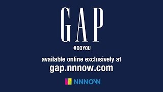 GAP India | Online | Exclusive | NNNOW