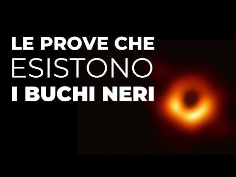 Come sappiamo che esistono i buchi neri?