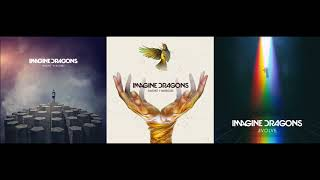 Imagine Dragons - The Megamix (Mashup by InanimateMashups)