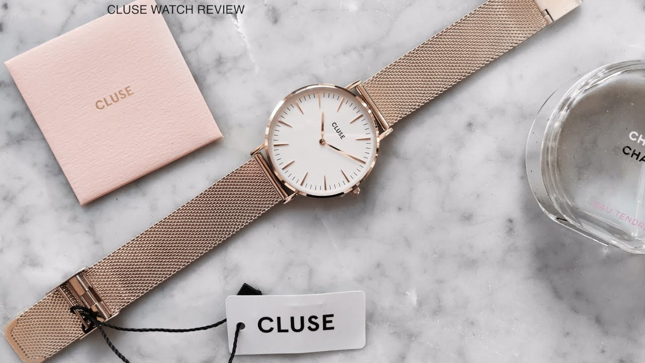 la mesh watch w ladies watches boheme cluse