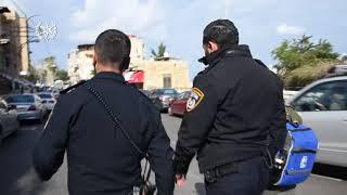 יחידת הסיור של משטרת חיפה