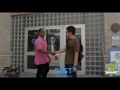 Fluent Hustle X DSST Cole High School Internship Highlight