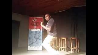Don't Stop Me Now - Queen lip sync by Themba Behrens