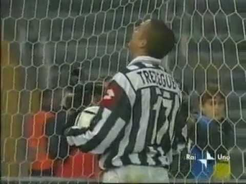 Juventus - Parma 3-1 (18.11.2001) 11a Andata Serie A.