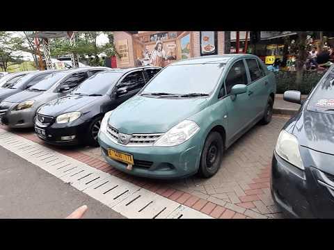 Proses Pengerjaan Nissan Latio 2010 45Jt | Part 1