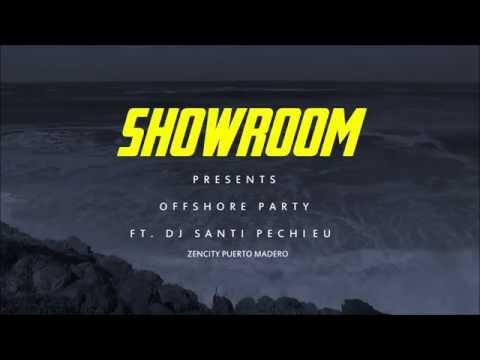 DJ Santi Pechieu en la Offshore night by Showroom