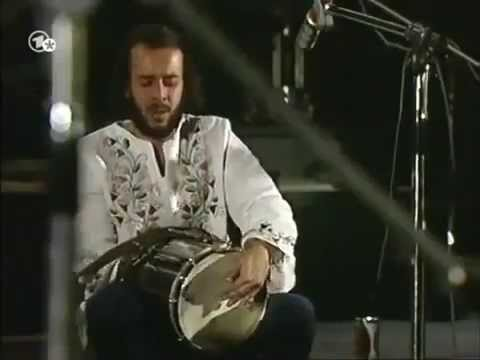 1973 Guilherme Franco - Keith Jarrett Quartet with Dewey Redman - Berliner Jazztage '73