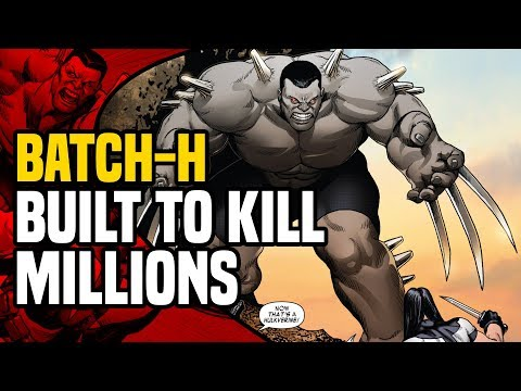 Batch H Hulk: Abilities And Transformation Explained