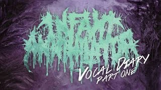 Download Infant Annihilator - 2016 - Vocal Diary pt. 1 MP3 song and Music Video
