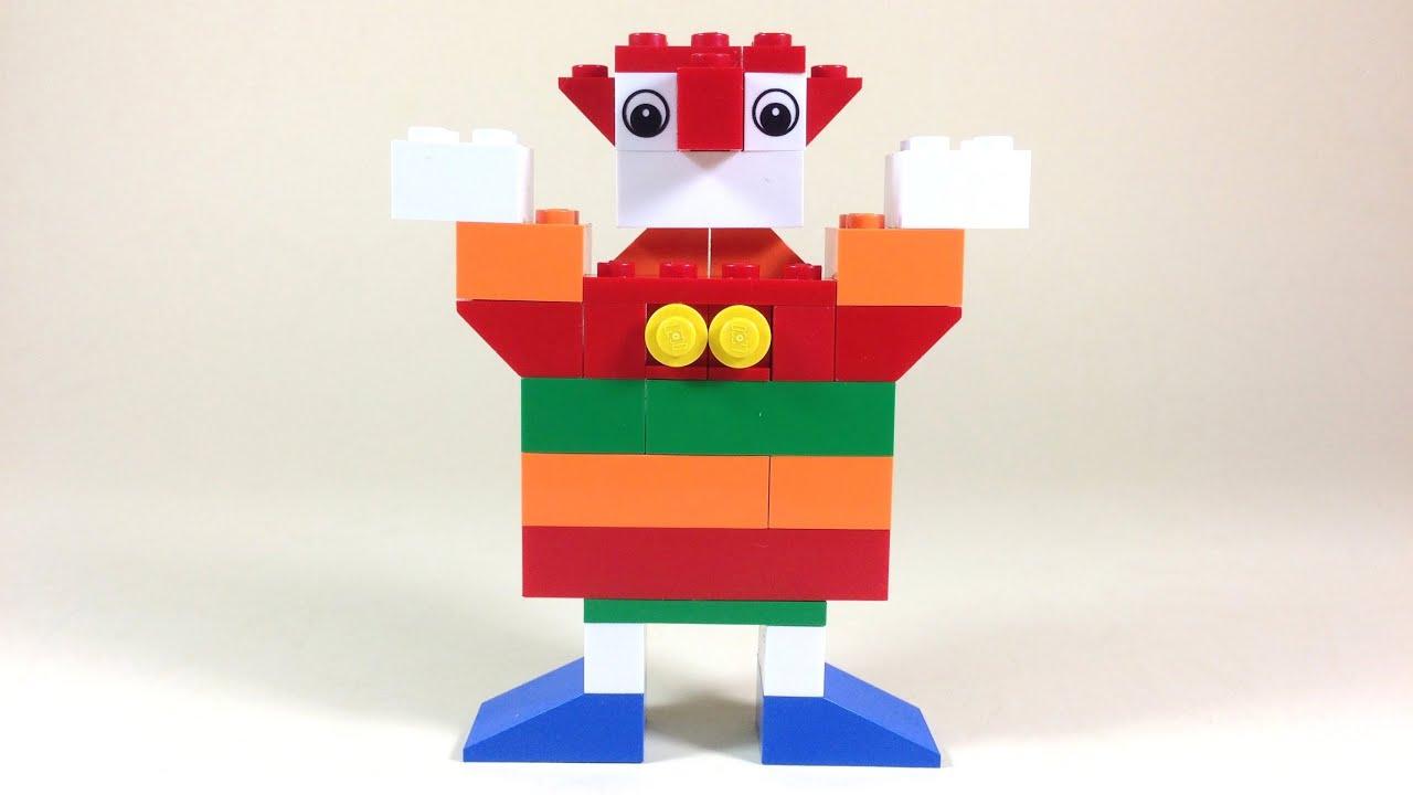 Basic Lego Building Ideas