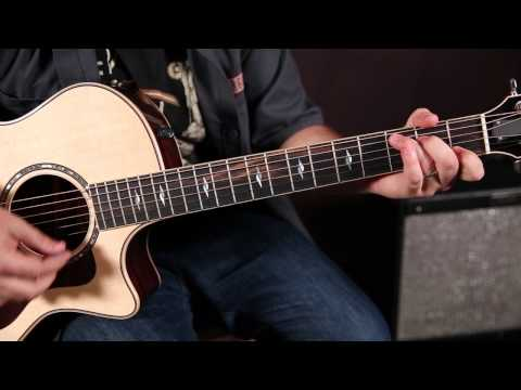 American Kids - Kenny Chesney - How to Play Easy Beginner Acoustic Country Songs for Guitar
