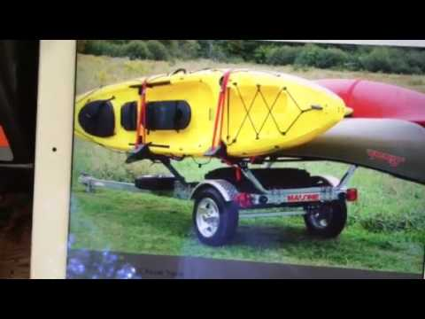 diy homemade kayak trailer harbor freight under 250 check out part