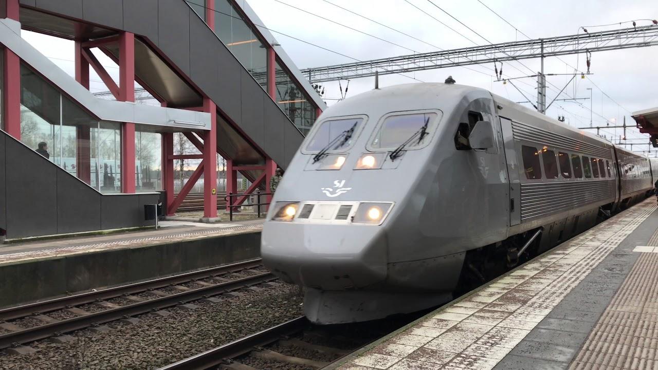 tåg alvesta stockholm