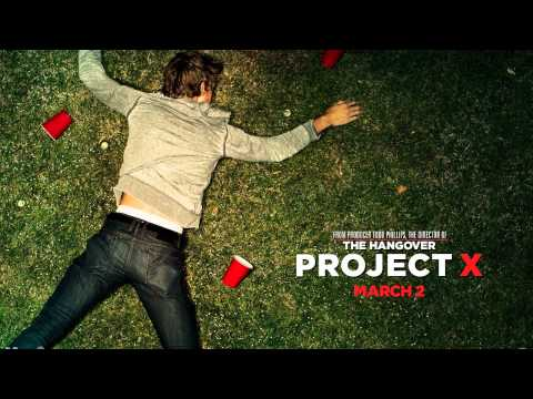Project X Pusha T  Trouble on my mind HQ