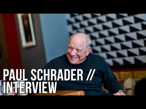 Paul Schrader Interview - The Seventh Art