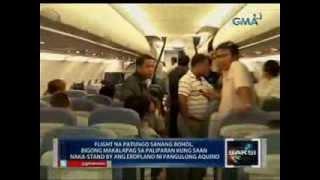 Flight pa-Bohol, bigong makalapag sa Tagbilaran dahil naka-sta…