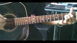 Tâm Sự Với Em_guitar cover