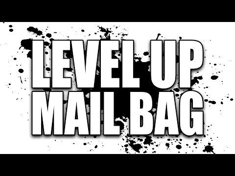 Level Up Mail Bag - NPC VIDEO CAST - Ep 209