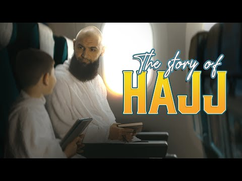 The GREATEST story of Hajj in Cinematic 3D