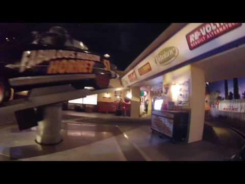 Ka-chow!  Radiator Spring ride at...