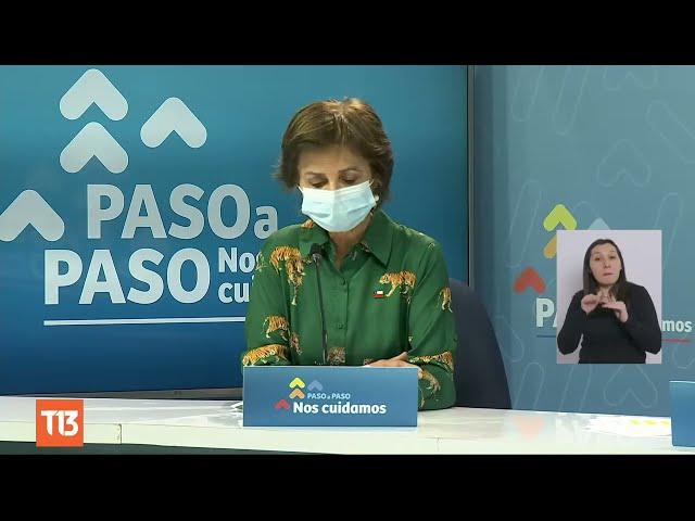 Coronavirus en Chile: Reporte 06 de septiembre