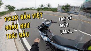 Tái Mặt Khi Gặp Exciter Up Y15ZR Cực Ngầu Tại Việt Nam | Thiện Red